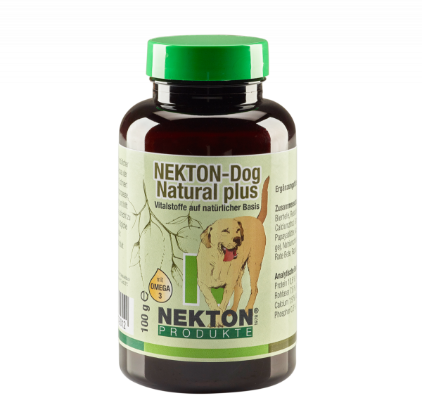 NEKTON-Dog Natural Plus