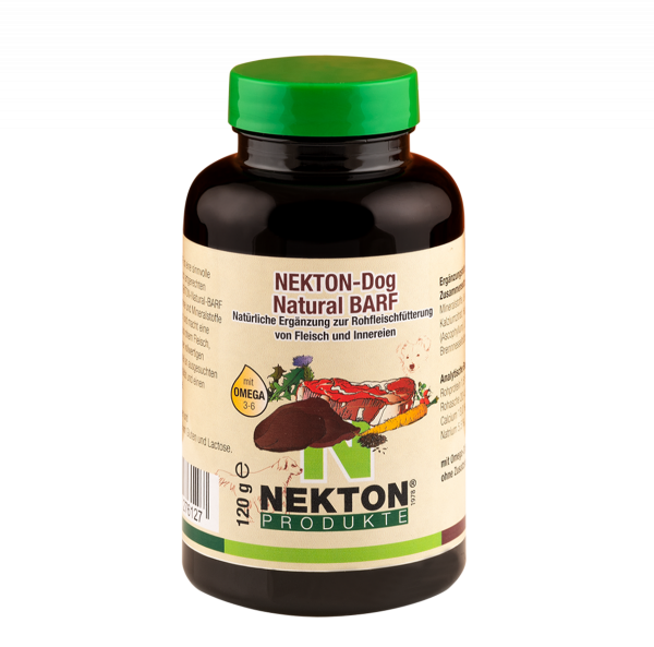 NEKTON-Dog Natural-BARF